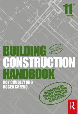Building Construction Handbook Chudley