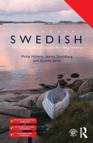 Colloquial Swedish: The Complete Course for Beginners (Paperback)