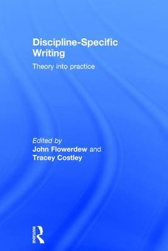 Discipline-Specific Writing: Theory into practice (Hardback)