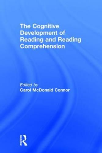 The Cognitive Development of Reading and Reading Comprehension (Hardback)