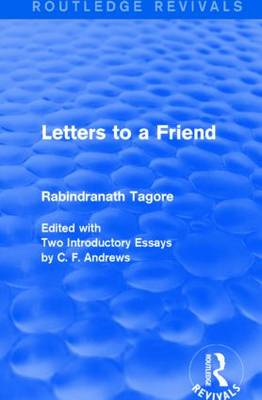 Letters to a Friend (Paperback)