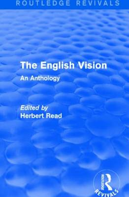 The English Vision: An Anthology (Paperback)
