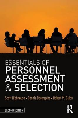 Essentials of Personnel Assessment and Selection (Paperback)