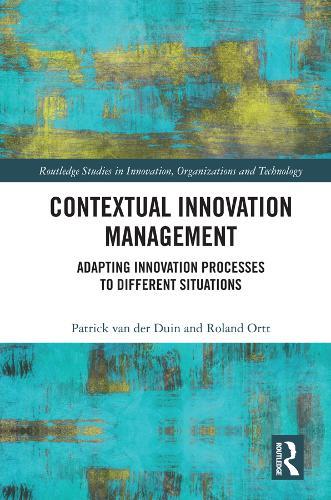 Contextual Innovation Management (Hardback)