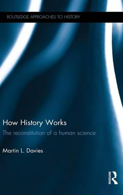 How History Works: The Reconstitution of a Human Science - Routledge Approaches to History (Hardback)