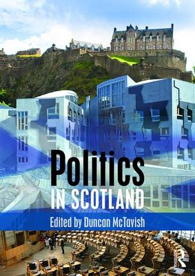 Politics in Scotland (Paperback)