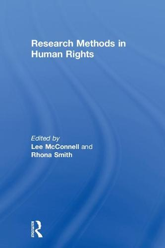 Research Methods in Human Rights (Hardback)