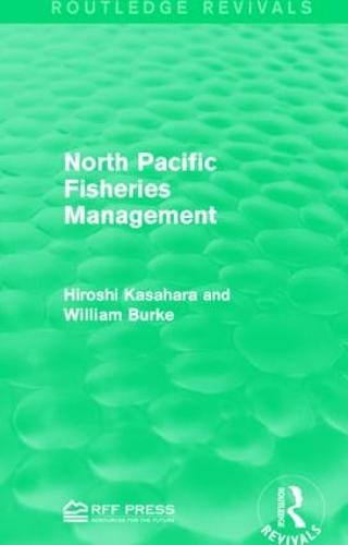 North Pacific Fisheries Management (Hardback)
