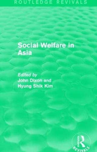 Social Welfare in Asia (Hardback)
