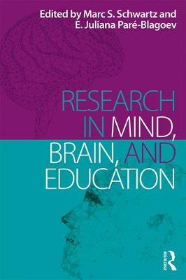 Research in Mind, Brain, and Education (Paperback)