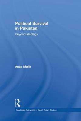 Political Survival in Pakistan: Beyond Ideology (Paperback)