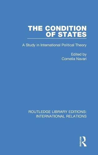 The Condition of States - Routledge Library Editions: International Relations (Hardback)