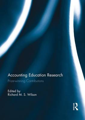Accounting Education Research: Prize-winning Contributions (Paperback)