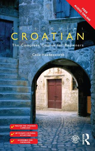 Colloquial Croatian (Paperback)