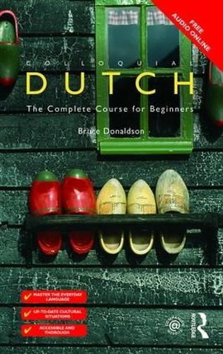Colloquial Dutch: A Complete Language Course (Paperback)