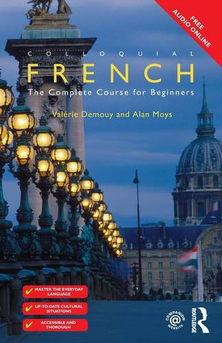 Colloquial French CD: The Complete Course for Beginners - Colloquial Series (Paperback)