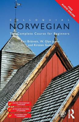 Colloquial Norwegian: A complete language course - Colloquial Series (Paperback)