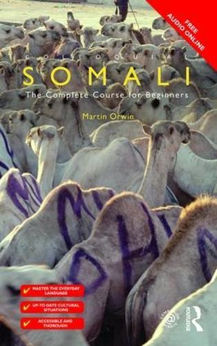 Colloquial Somali (Paperback)