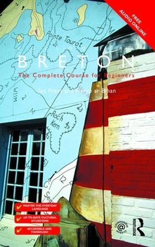 Colloquial Breton (Paperback)