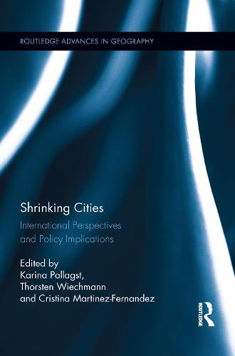 Shrinking Cities: International Perspectives and Policy Implications (Paperback)