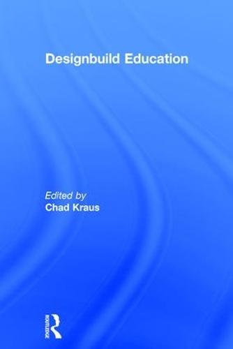 Designbuild Education (Hardback)