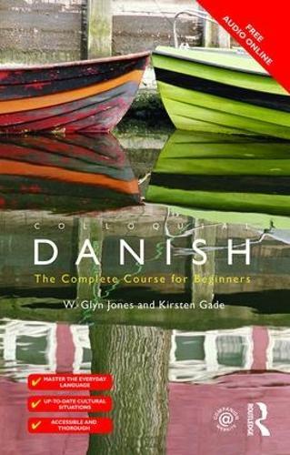 Colloquial Danish (Paperback)