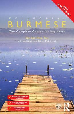 Colloquial Burmese: The Complete Course for Beginners (Paperback)
