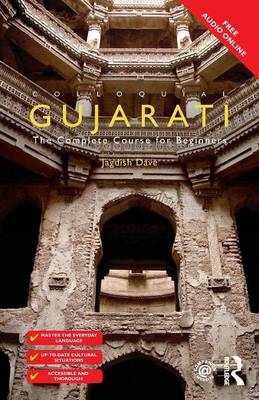 Colloquial Gujarati: The Complete Course for Beginners - Colloquial Series (Paperback)
