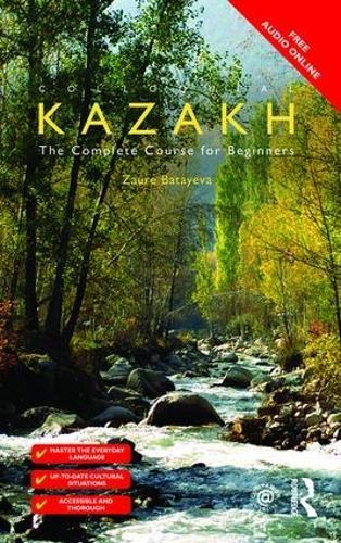 Colloquial Kazakh (Paperback)