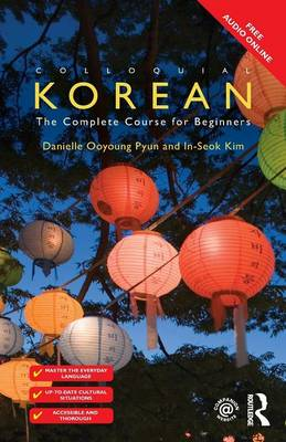 Colloquial Korean: The Complete Course for Beginners (Paperback)