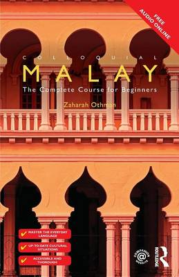 Colloquial Malay: The Complete Course for Beginners (Paperback)