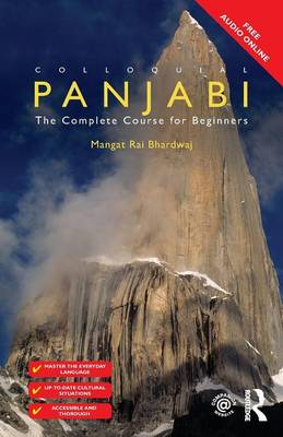 Colloquial Panjabi: The Complete Course for Beginners (Paperback)