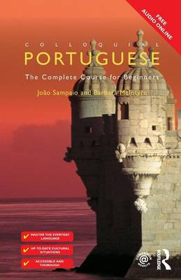 Colloquial Portuguese: The Complete Course for Beginners - Colloquial Series (Paperback)