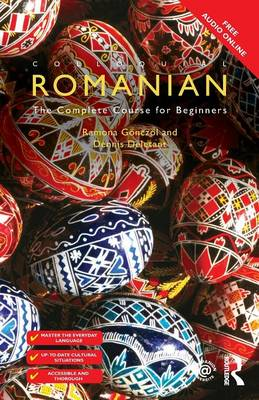 Colloquial Romanian: The Complete Course for Beginners (Paperback)