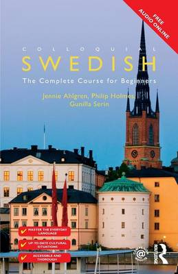 Colloquial Swedish (Paperback)