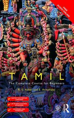 Colloquial Tamil: The Complete Course for Beginners - Colloquial Series 10 (Paperback)