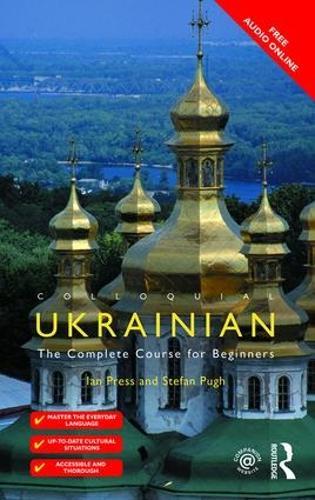 Colloquial Ukrainian (Paperback)
