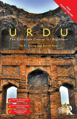 Colloquial Urdu: The Complete Course for Beginners (Paperback)