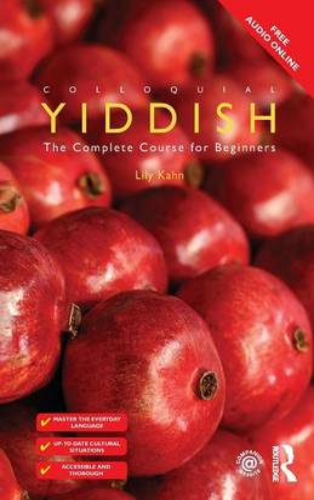 Colloquial Yiddish (Paperback)