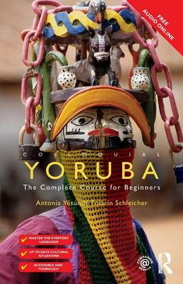 Colloquial Yoruba: The Complete Course for Beginners (Paperback)