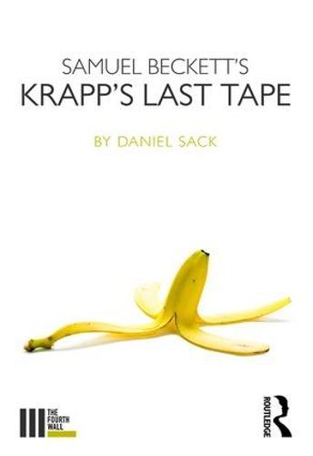 Samuel Beckett's Krapp's Last Tape - The Fourth Wall (Paperback)