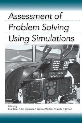 Assessment of Problem Solving Using Simulations (Paperback)