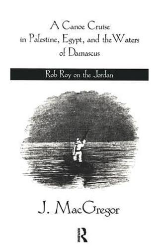 Canoe Cruise In Palestine Egypt (Paperback)