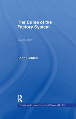 Curse of the Factory System (Paperback)