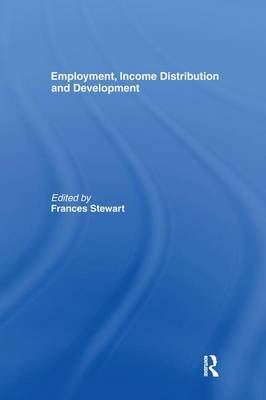 Employment, Income Distribution and Development (Paperback)
