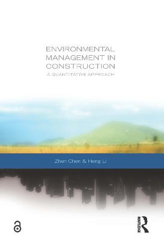 Environmental Management in Construction: A Quantitative Approach (Paperback)