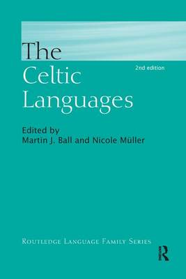 The Celtic Languages - Routledge Language Family Series (Paperback)