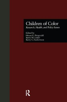 Children of Color: Research, Health, and Policy Issues (Paperback)