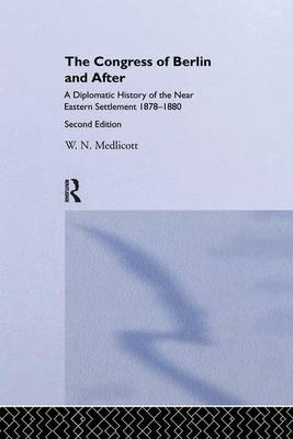 Congress of Berlin and After (Paperback)
