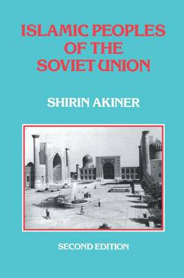 Islamic Peoples Of The Soviet Un (Paperback)